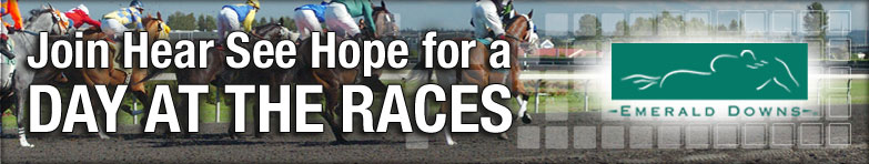 Hear See Hope - A Day at the Races